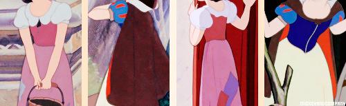 Наряды Дисней принцесс