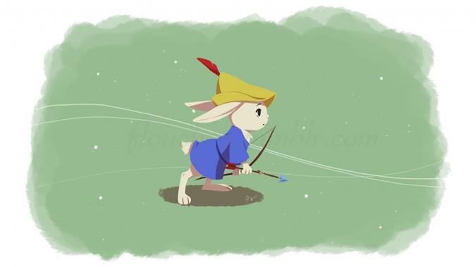 Кавайняшка: Иллюстрации с разными персонажами