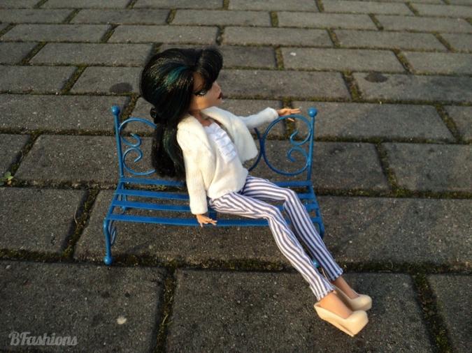 Выкройки для кукол: Набор одежды для кукол Монстр Хай