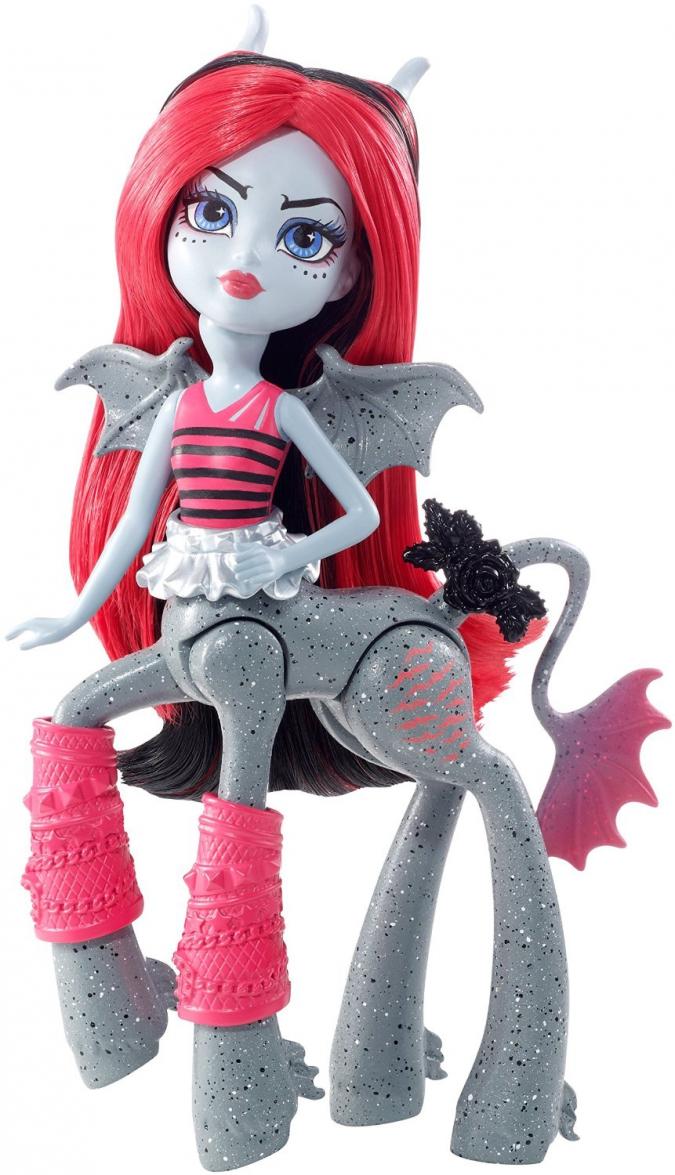 Монстр Хай: Новые куклы полу кентавров Fright-Mares