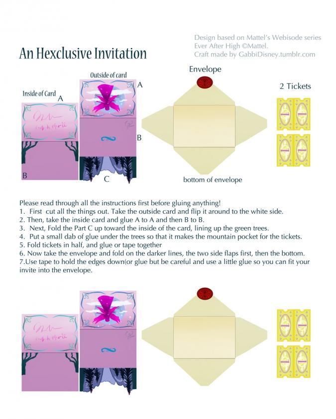Как сделать книжку из бумаги для кукол