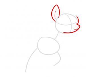 Рисование: Рисуем пони Мод Пай