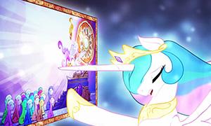 Мой маленький пони: Lullaby for a Princess (Колыбельная для принцессы)