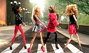 �����: ����� � ������ ������� Barbie Fashionistas