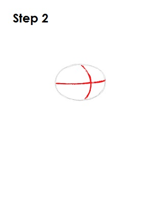 Как рисовать Смурфетту карандашом поэтапно