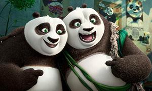 Кунг-Фу Панда 3: Первый взгляд на новых персонажей