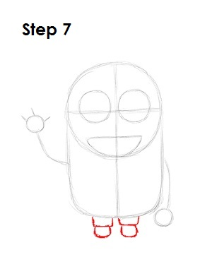 how to draw a minion step by step wikihow