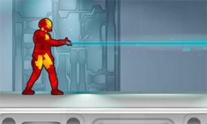 Игра: Бродилка с Железным Человеком