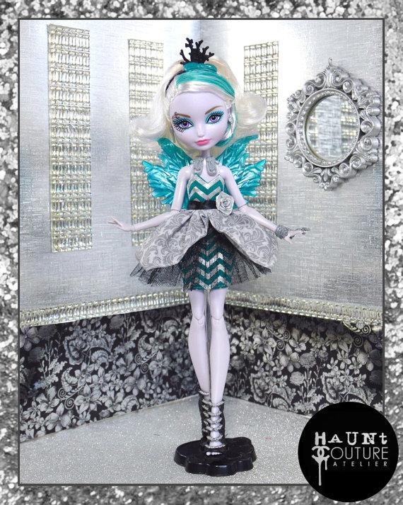 Одежда для кукол эвер афтер хай своими руками из носка