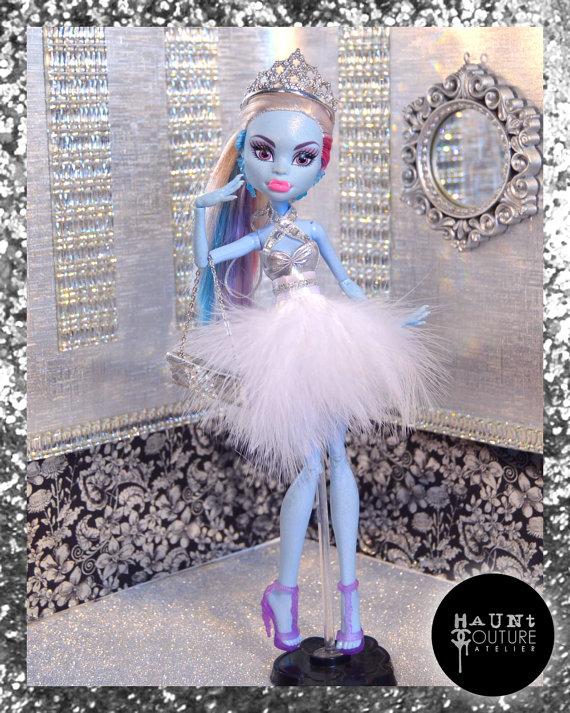 Как сшить красивое платье своими руками для куклы монстр хай - Val-spb.ru