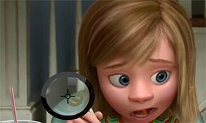 Игра мультфильм Головоломка: Поиск цифр на картинках