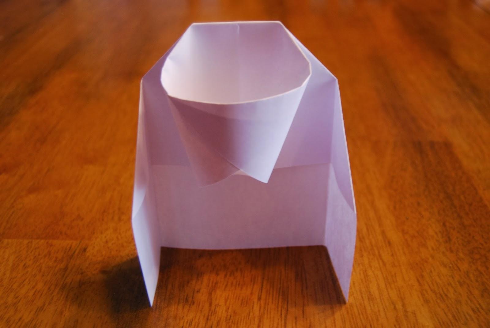 Как сделать перстни из бумаги
