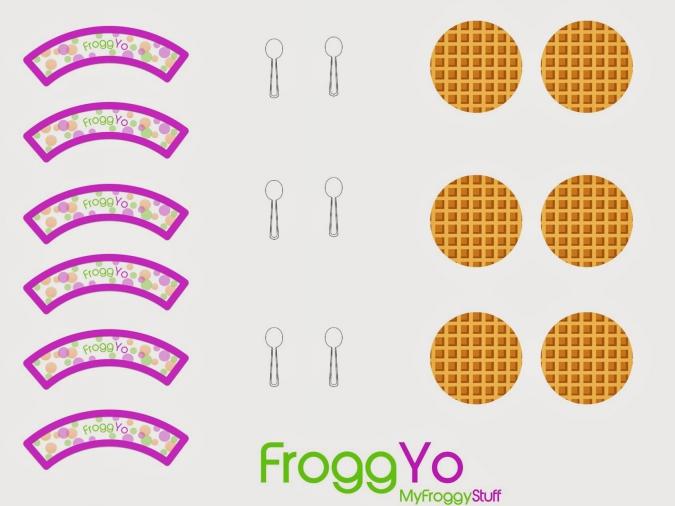 Поделки: Как сделать йогурт и мороженое для кукол