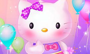 Игра для девочек: Выпускной для Хелло Китти
