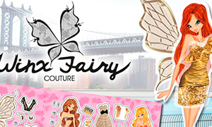 ����� ����: ������ Stick&Fun � ���������� Winx Fairy Couture