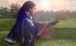 Дисней Descendants: Красивые анимации с Эви