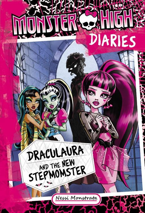 Новые книги Монстр Хай Monster High Diaries
