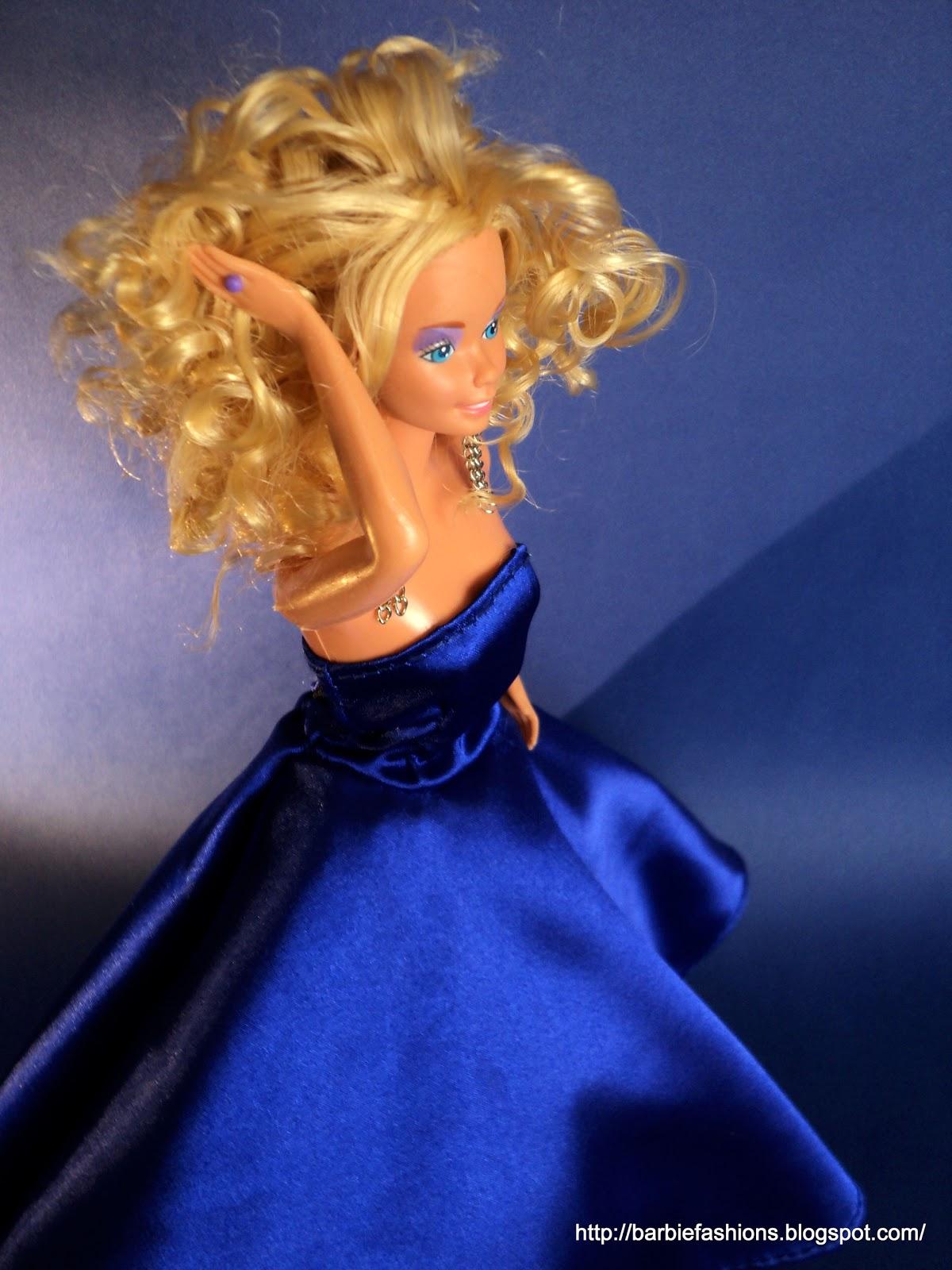 Шить платья для кукол своими руками без машинки 10