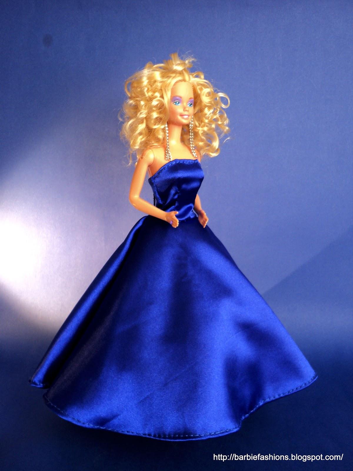 Как сшить платье для куклы пошаговое фото - Мой секрет 82