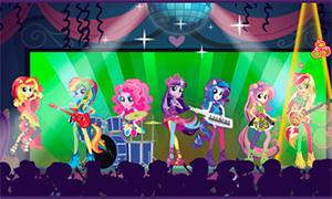 ���� ����: Equestria Girls ���� ����� ������ �������