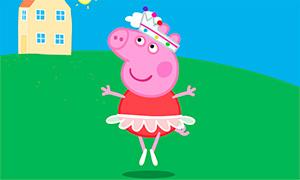 Играть в свинку пеппу для девочек