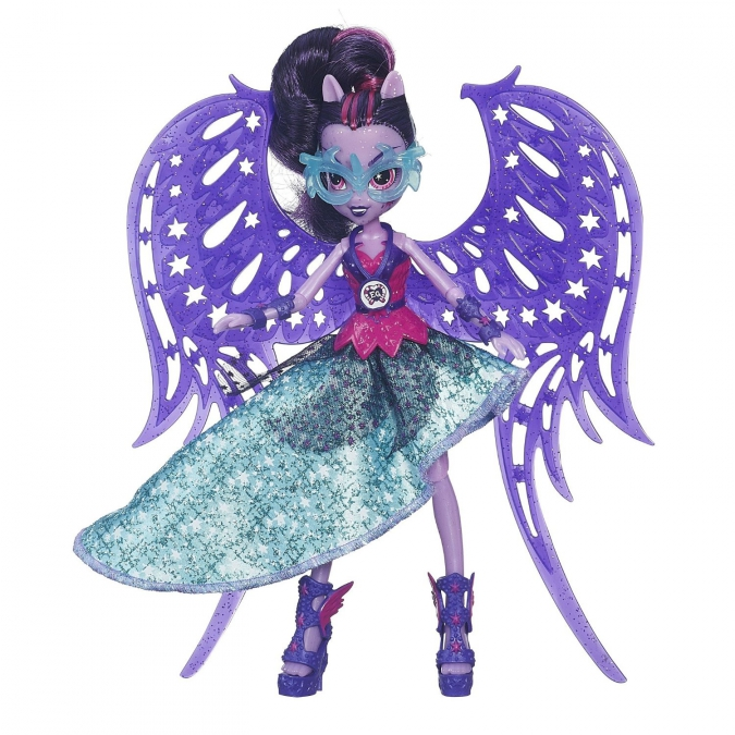 Кукла Девушки Эквестрии: Твайлайт Спаркл Midnight Magic