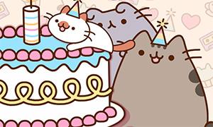 Игра: День Рождения кота Пушина