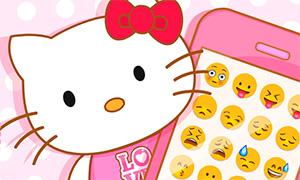 Игра для девочек: Хелло Китти и потерянный телефон