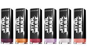Звездные Войны Пробуждение Силы: Коллекция косметики от CoverGirl
