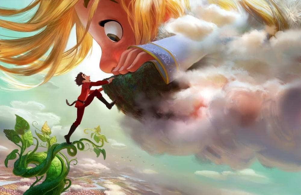 """Студия Disney отказалась от производства мультфильма """"Великаны"""""""