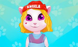 Игра: Танцы с говорящей кошкой Анжелой