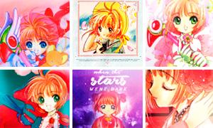 Сакура собирательница карт: Красивые аватарки