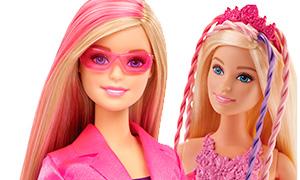 Новые куклы Барби: осень - зима 2015