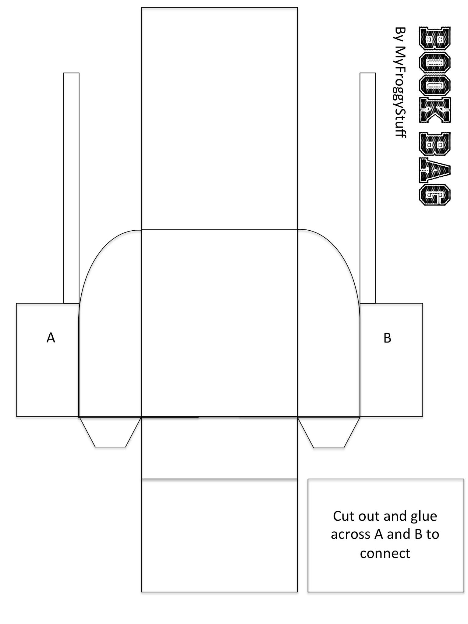 Как сделать рюкзак из бумаги своими руками