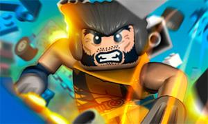 Игра Лего: Росомаха и Люди Икс