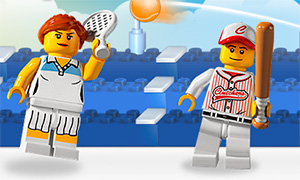 Игра Лего: Спорт