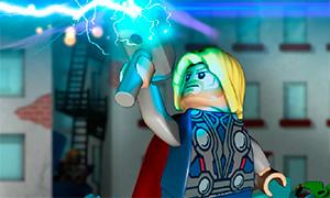 Игра Лего: Мстители Тор