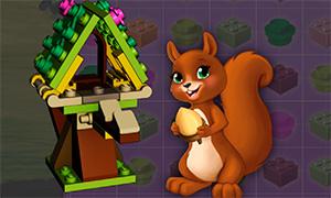 Игра Лего Френдс Подружки из Хартлейк сити: Три в линию