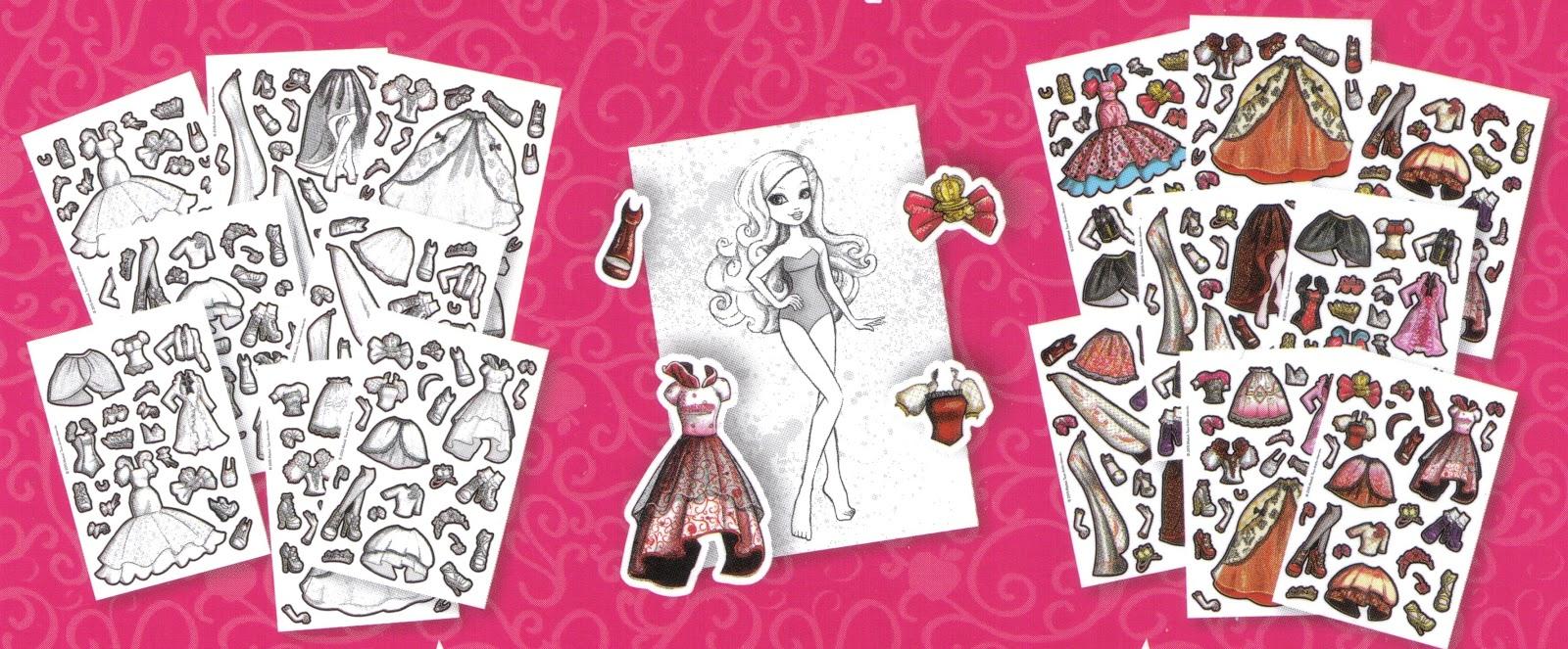 Бумажные Куклы Для Печати