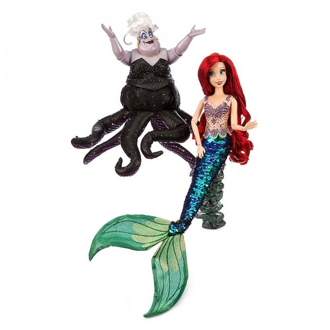 Лимитированные куклы Disney Fairytale Designer Collection (Добро против Зла)