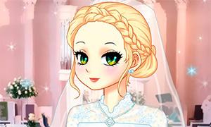Красивая игра: Макияж для невесты