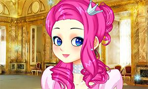 Игра для девочек: Макияж принцессы