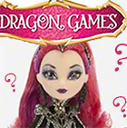 Эвер Афтер Хай Игры Драконов Dragon Games: Юная Злая Королева