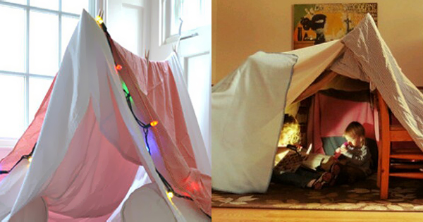 Как сделать в домашних условиях шалаш 195