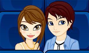 Игра: Поцелуи влюбленной пары