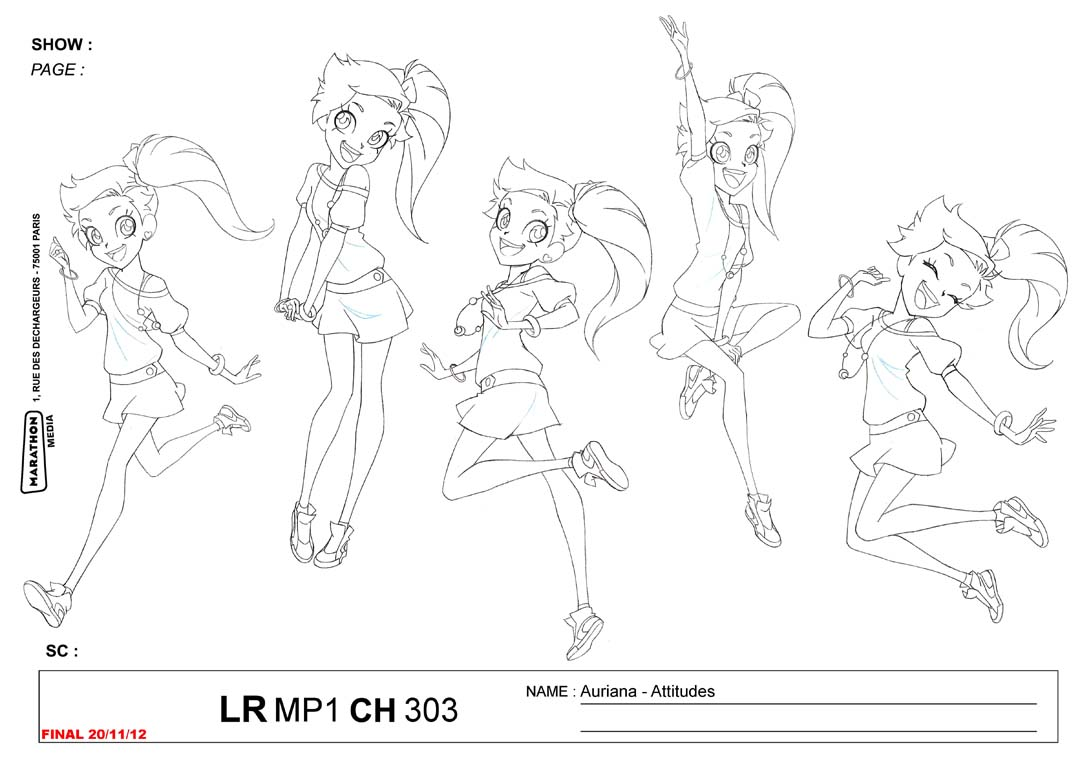 Lolirock Talia Coloring Coloring Pages Coloring Pages
