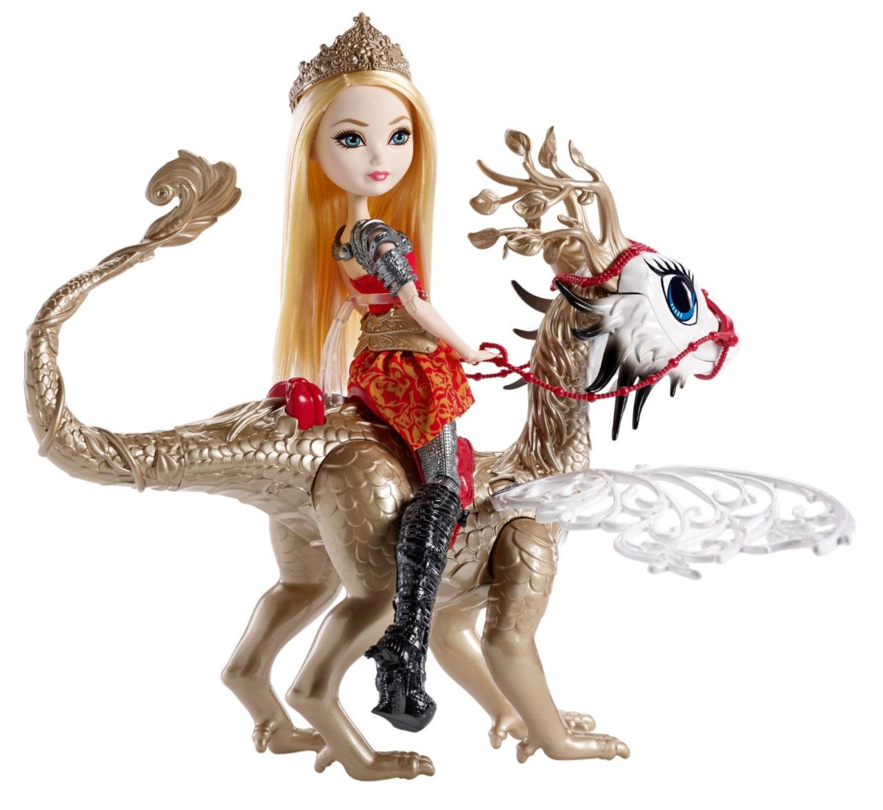 Кукла Эппл Вайт Ever After High Dragon Games Youloveit Ru