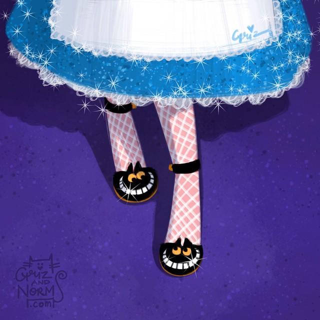 Туфельки в стиле Дисней Принцесс