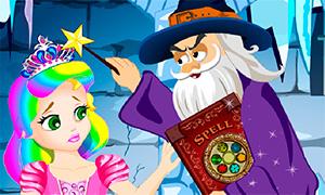 Игра Побег: Принцесса Джульетта и Ледяной Замок