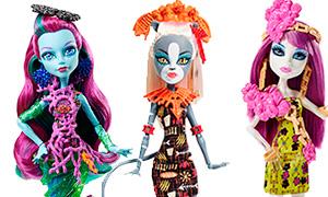 фото новых кукол монстер хай 2016